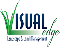 Visual Edge Landscape & Land Management Logo